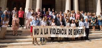 Resultado de imagen de manifestacion canteras contra violencia de genero