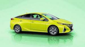 Minivan Gas Mileage Comparison Chart 10 Most Fuel Efficient Plug In Hybrids