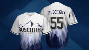 Softball League Schedule Maker The Makers Of Busch Light Want To Pay Your Rec Softball Team