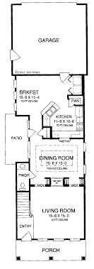 Shotgun Home Shotgun House Floor Plan Home Planning Ideas 2017
