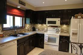 Small Picture Kitchens With White Appliances And Oak Cabinets Oak Cabinets And