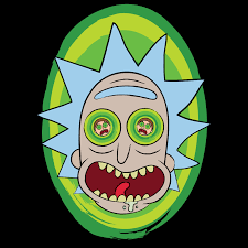Rick And Morty Designs I Submitted A Design For The Hot Topic Rick And Morty T