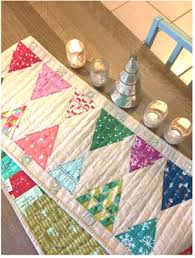 quilt as you go holiday runner free pattern by susan emory gather round table