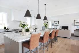 view full size black kitchen island lighting