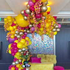 biodegradable corporate event balloons