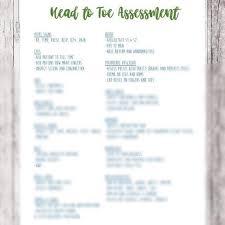 Refference Sheet Head To Toe Assessment Reference Sheet Nursing School Worksheet
