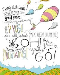 Dr Seuss Oh The Places You Ll Go Quotes