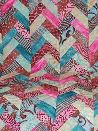 Braid Quilt Pattern