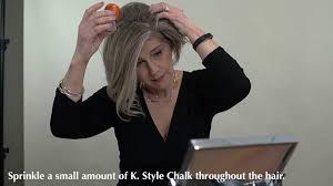 How To Use <b>Lakme K. Style</b> Chalk - YouTube