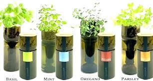 indoor herb light garden kit with