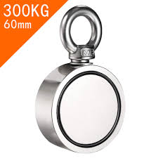 <b>Hot sale Double Side</b> Magnet Fishing,Combined 300Kg Pulling ...