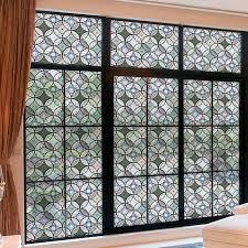 window sticker glass 45 90x200cm 17 7 35 4x78 7inches home decor window