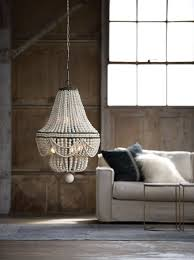 regina andrew design malibu chandelier in weathered white