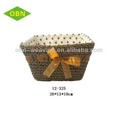 indian gift wedding favor empty gift basket decoration