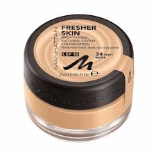make up fresher skin foundation von