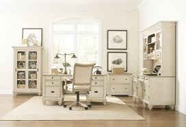 home office home office workstation designing. Charming Cream Colored Desk Home Office Furniture Workstation Designing G