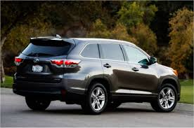 2015 toyota highlander dimensions - 2018 Car Reviews, Prices and Specs