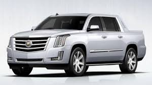 2018 Cadillac Escalade EXT - Changes and Specs - 2018-2019 Pickup Trucks