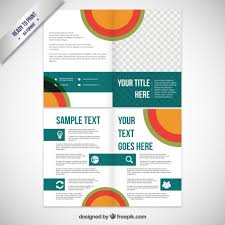 Free Brochure Layouts 65 Print Ready Brochure Templates Free Psd Indesign Ai