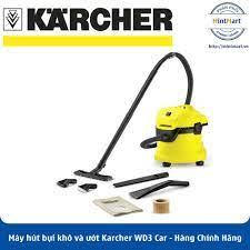 Máy hút bụi khô và ướt Karcher WD3 Car (17 lít) - Hàng Chính Hãng -  mintmart.vn