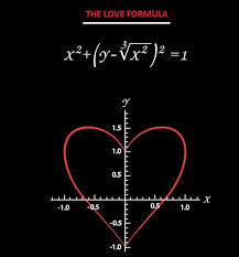 the love formula maybe this one will work better than the heart equation i used before that left a gap inbetween the two lines