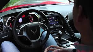 chevrolet corvette 2014 interior. 2014 chevrolet corvette stingray interior indepth car and driver youtube
