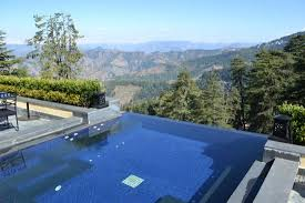 infinity pool house. Contemporary House Wildflower Hall Shimla In The Himalayas Infinity Pool Like Heated Jacuzzi  With A Dose To Infinity Pool House O