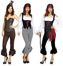 Character Pants Pirate Steampunk Character Pants