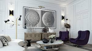 Great Paris At Night Black And White Paris Apartment Interior Design