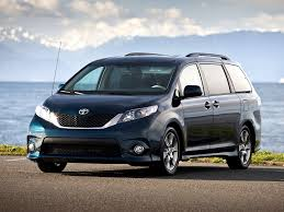 Toyota Will Recall 744000 Sienna Minivans To Fix Potential Issue ...