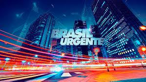 Resultado de imagem para novo logotipo Brasil Urgente 2015
