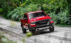 2020 Ram 1500 Ecodiesel Hits 24 Mpg On The Highway In C D