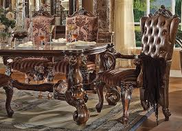 ornate dining room table and chairs. ornate dining room table and chairs a