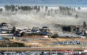 tsunami te haerenga  tsunami in miyagi prefecture