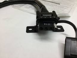 new 2007 2014 toyota fj cruiser tow hitch wire harness factory oem fj cruiser trailer wiring harness at Fj Cruiser Tow Hitch Wiring Harness