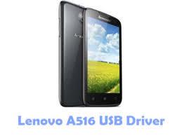 Download Lenovo A516 USB Driver