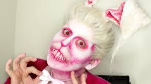 zom bunny peter rotten l makeup tutorial by golstarling you