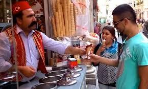 Ice Cream Server Video Turkish Ice Cream Vendor Trolls Customer Hard Sick Chirpse