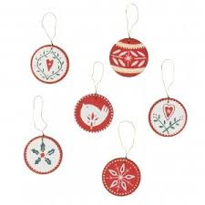 Leukaemia Lymphoma Research red tree decorations - see the 30 Best Charity  Christmas Decorations here!