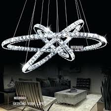 light fixture ring chandelier engagement ring new hot ing 3 diamond ring crystal light fixture led