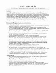 Housekeeper Resume Samples Free New Housekeeping Supervisor Resume