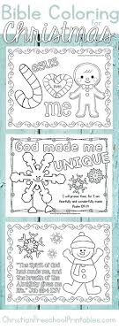 Coloring Pages Printable Free Christian With Verses For Christmas