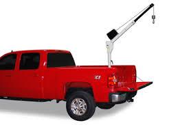 Western Mule Pickup Truck Cranes
