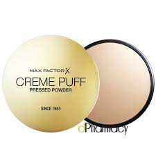 Max Factor Creme Puff Colour Chart Max Factor Creme Puff Pressed Powder 05 Translucent 21g