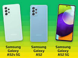 Samsung Galaxy A52s 5G vs. Galaxy A52 (5G) Unterschiede ⊂·⊃ CURVED.de