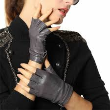 driving gloves for women leather fingerless gloves compositions l