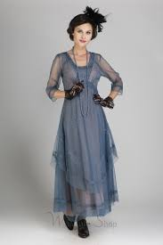 1920s day dresses tea dresses dresses with sleeves mary darling dress in azure