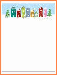 Christmas Letterhead Template Holiday Letterhead Templates Holiday Letterhead Templates For Word