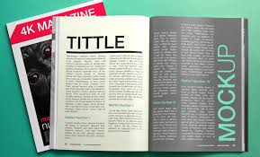 magazine cover templates free s