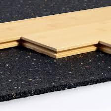 iso step floor underlayment